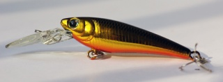 SILVER CREEK SHAD 5SP KUROKIN