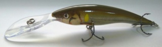 Воблер Rapala DEEP TAIL DANCER TDD11 /AYUL