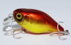 Воблер JACKALL CHUBBY 38 hl red & gold